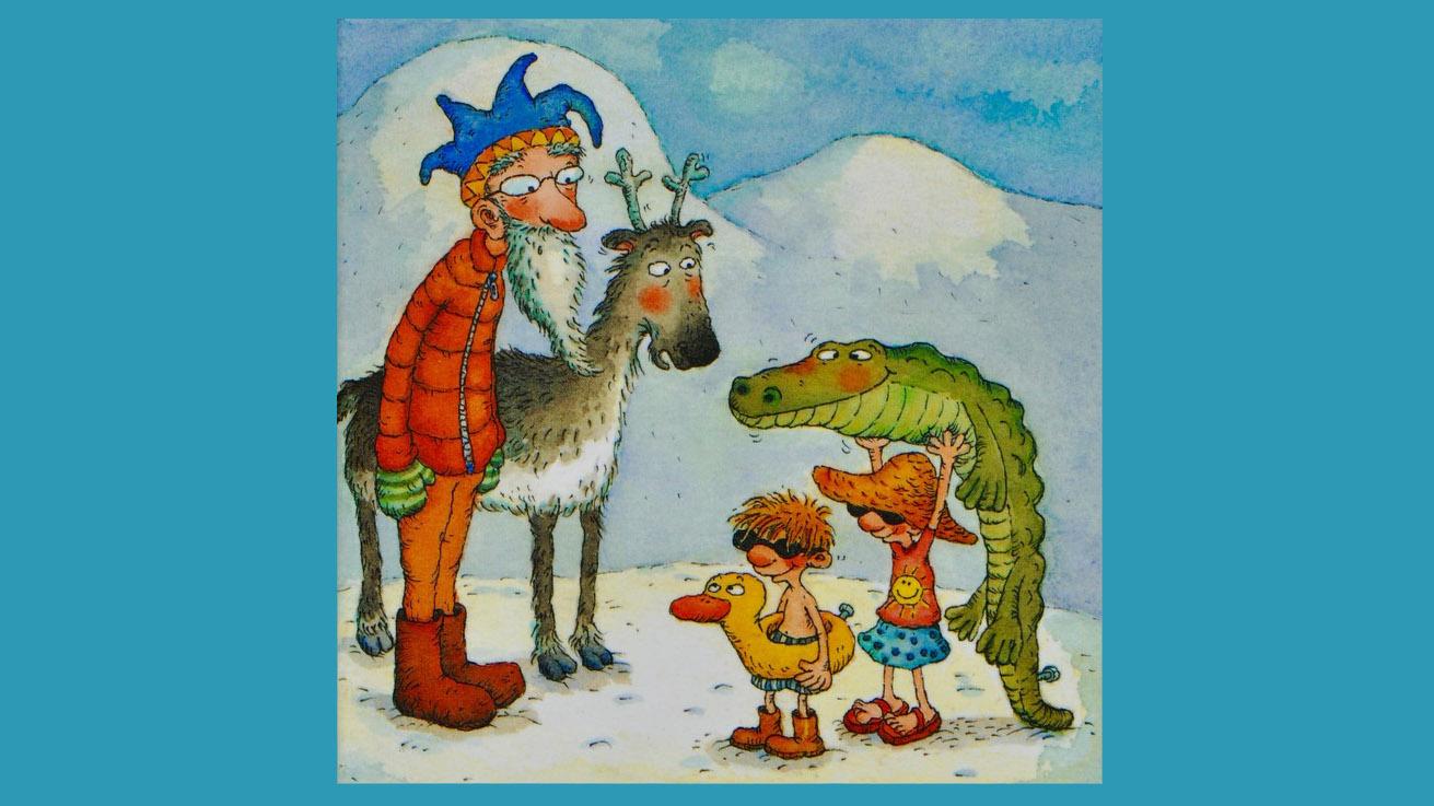 detskie-knigi - Очень смешные книги для детей 6-7 лет -