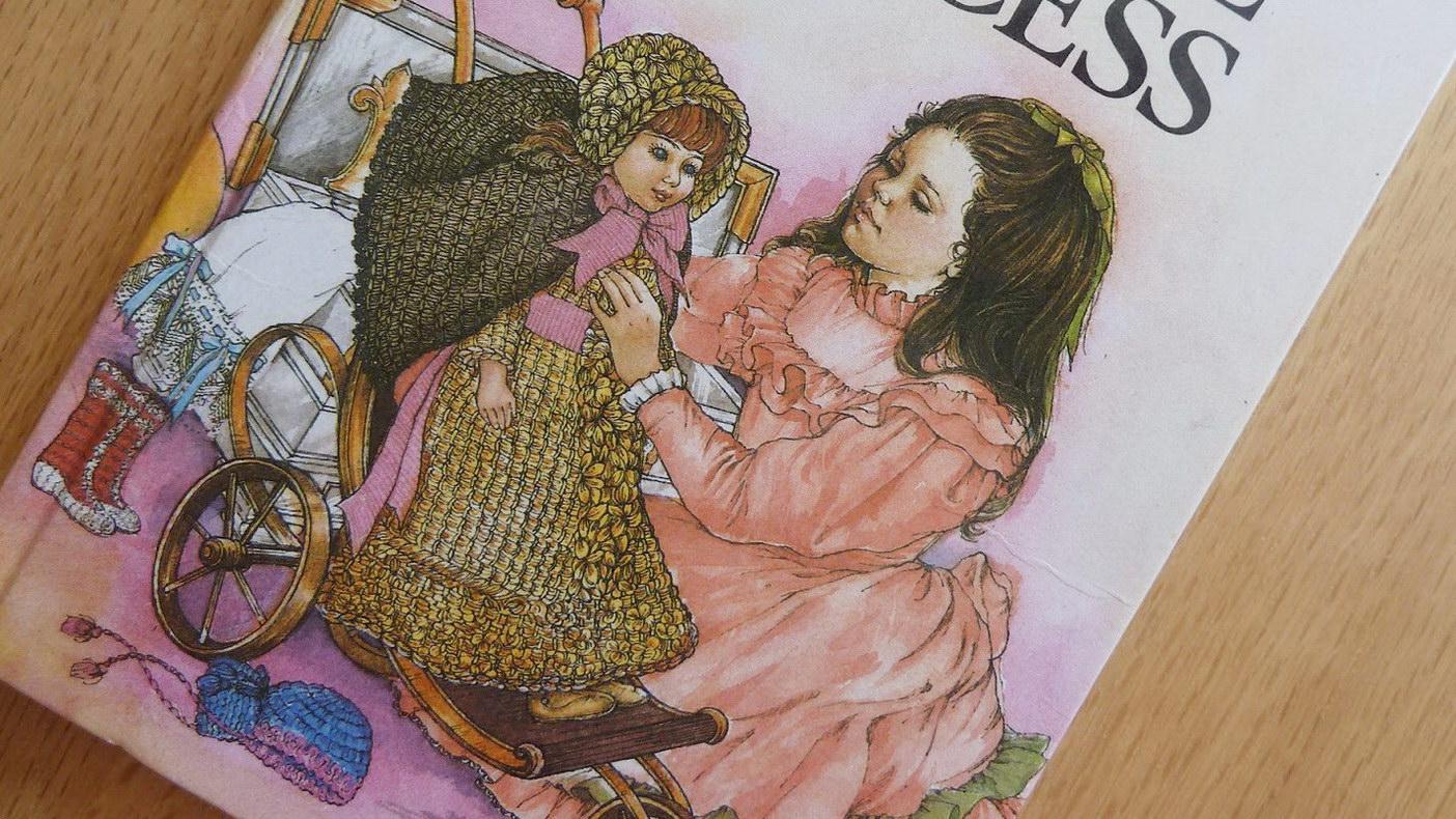 detskie-knigi - Маленькая принцесса Сара Кру -