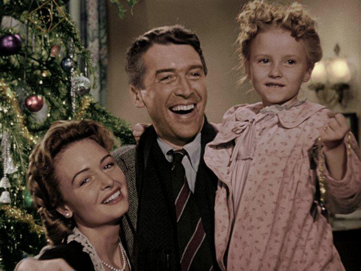 kino - Эта замечательная жизнь - экранизация, рождество и новый год