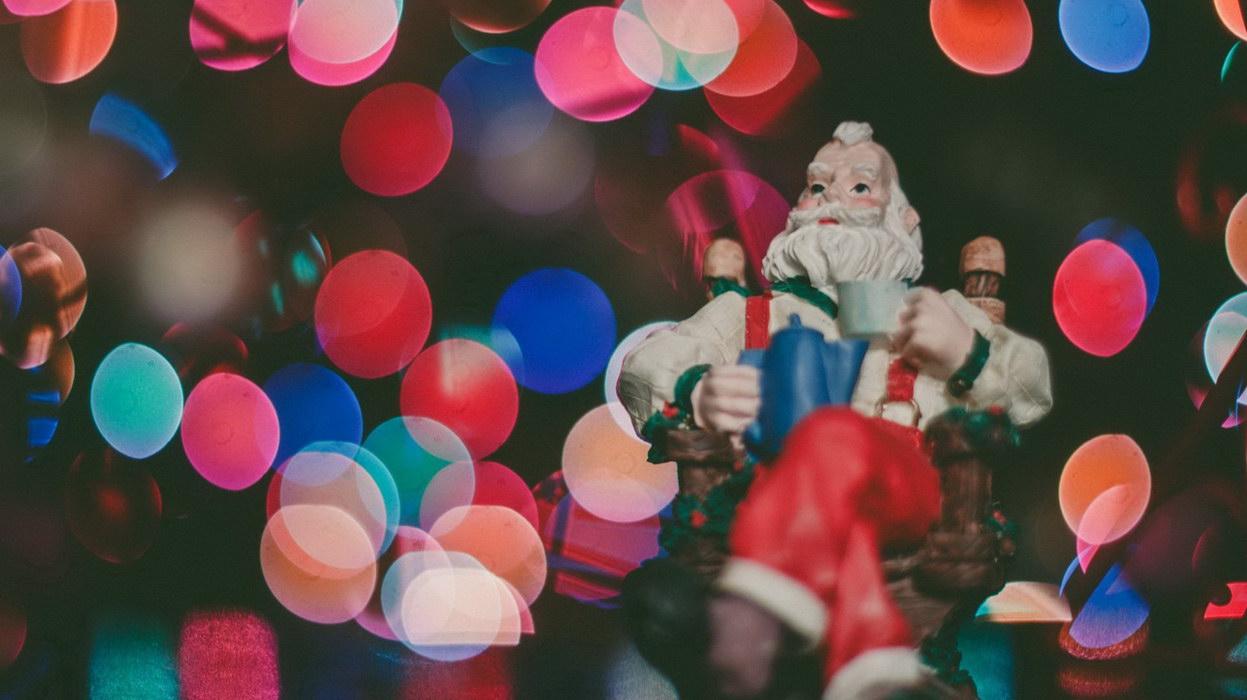 detskie-knigi - Британская версия происхождения Деда Мороза от Мэтта Хейга - рождество и новый год
