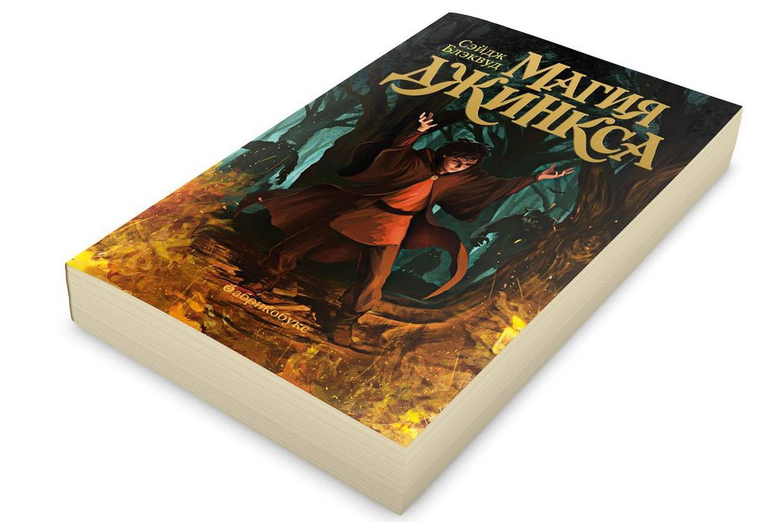 "detskie-knigi - Трилогия ""Джинкс"". Для тех, кому нравится Гарри Поттер - фэнтези"