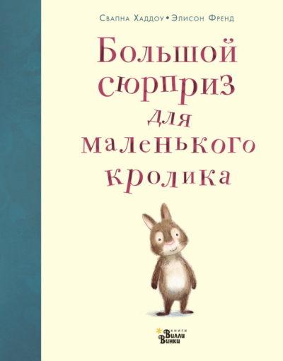 detskaya-hudozhestvennaya-literatura - Большой сюрприз для маленького кролика -