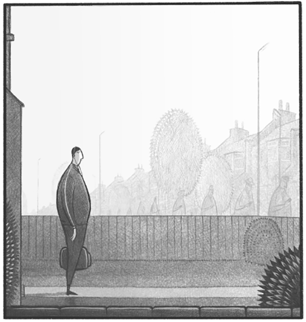 knizhnye-obzory - Графический роман о хаосе и гигантской бороде - комиксы