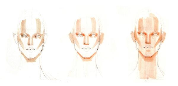 tvorchestvo - Мастер-класс по fashion-иллюстрации от Елены Астаховой - рисование