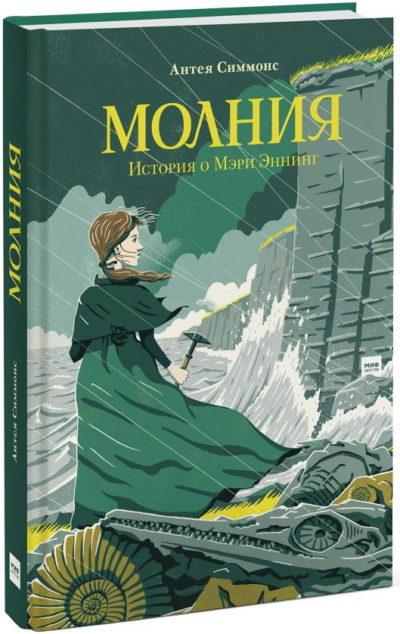 detskaya-hudozhestvennaya-literatura - Молния. История о Мэри Эннинг -