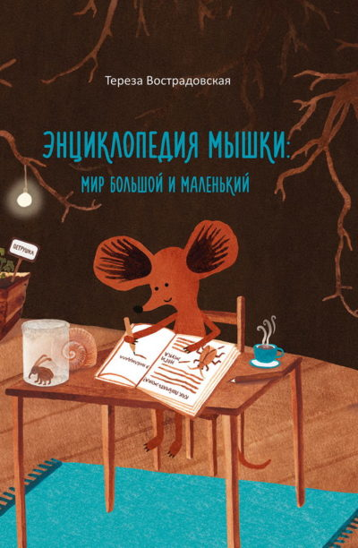 detskij-non-fikshn - Энциклопедия мышки: мир большой и маленький -