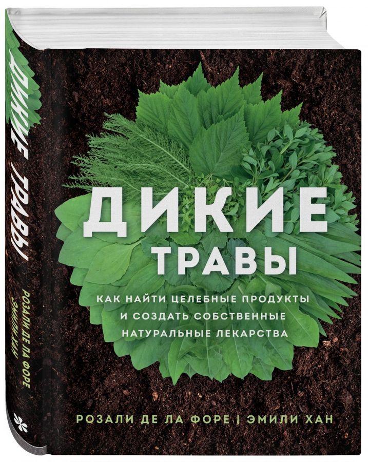 kulinarnoe-iskusstvo - Дикие травы. Как найти целебные продукты и создать собственные натуральные лекарства -